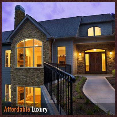 Meritus signature homes affordable custom homes for Cheap custom home builders
